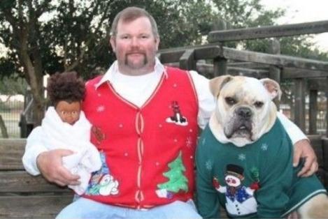 Weird Christmas Phots